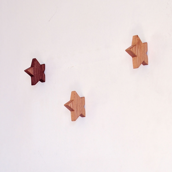 木製フック2