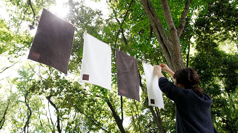 タオルの柔らかさを長持ちさせる方法