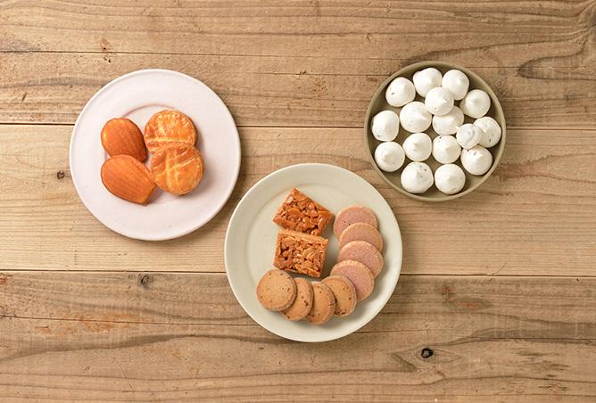 Afterhoursの焼き菓子セット