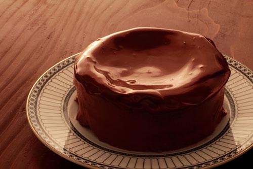 Patisserie Chocolatのとろける半熟ショコラ