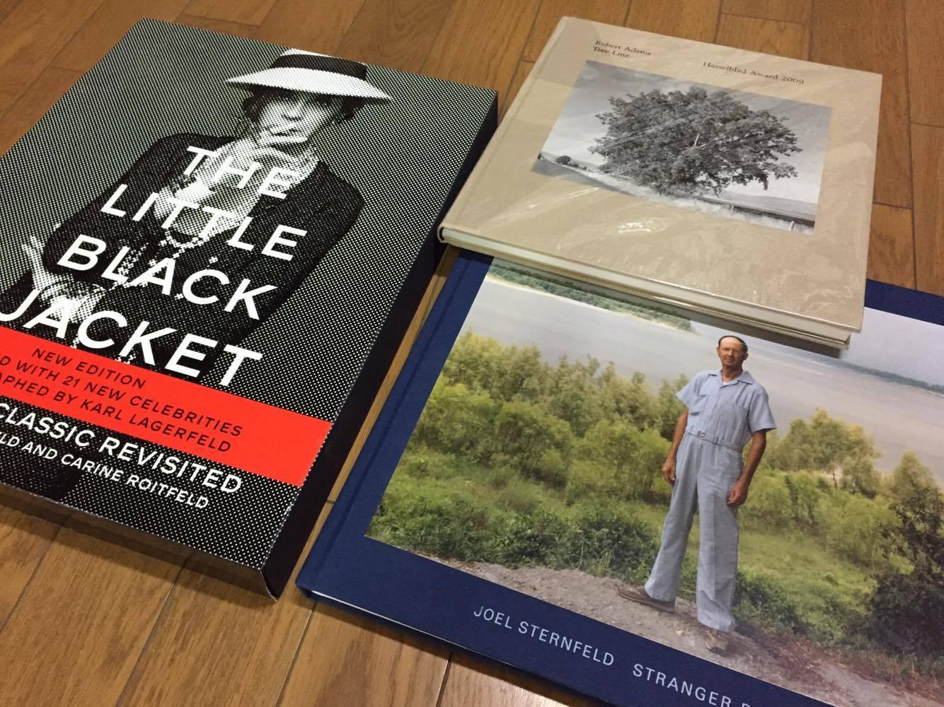 印刷にも関心が高い白水さん。写真はドイツのスタイデルが印刷した書籍。