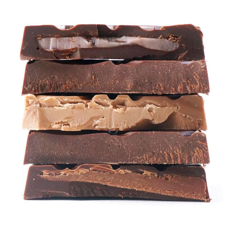 海苔入りトリュフに、理系な板チョコ。世界の個性派チョコレートを集めたセレクトショップ
