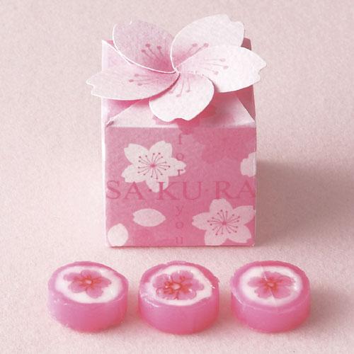 小さい桜ボックス