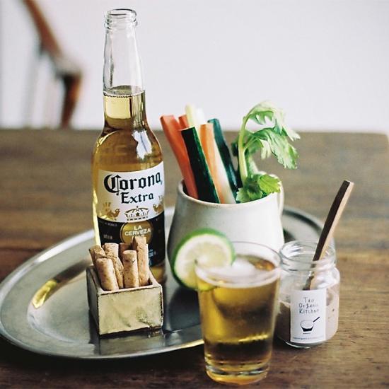 Tao Organic Kitchenの酒粕のクラッカー