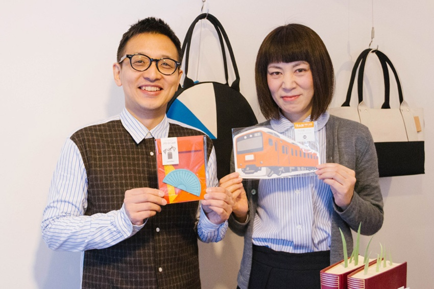 グッドデザイン賞を受賞した付箋の生みの親! 夫婦クリエイティブユニット・yurulikuのささやかだけど、大きな野望
