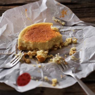 しっとり口どけに感動。冷蔵庫で寝かせて食べたい神戸のお取り寄せ「熟成チーズケーキ」