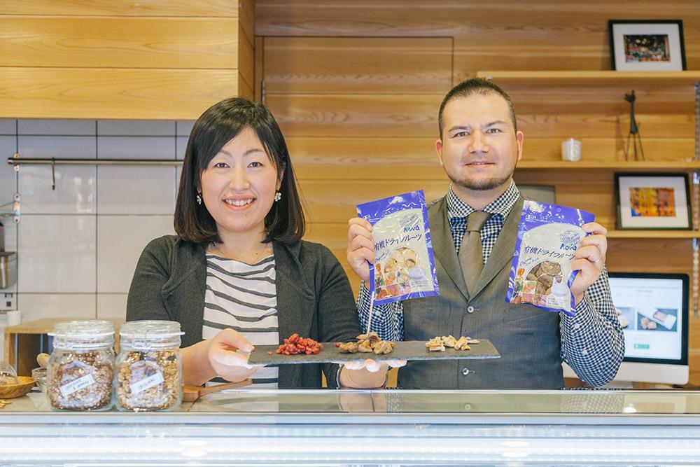 こだわりの商品たちが営業担当!最高品質のオーガニックドライフルーツ・ナッツをお届けする「ノヴァセレクト」の裏話。