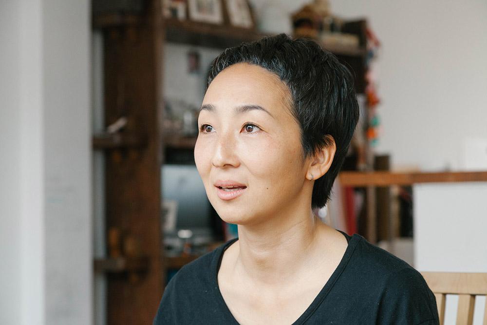 キラクニのオーナー・川村さん。