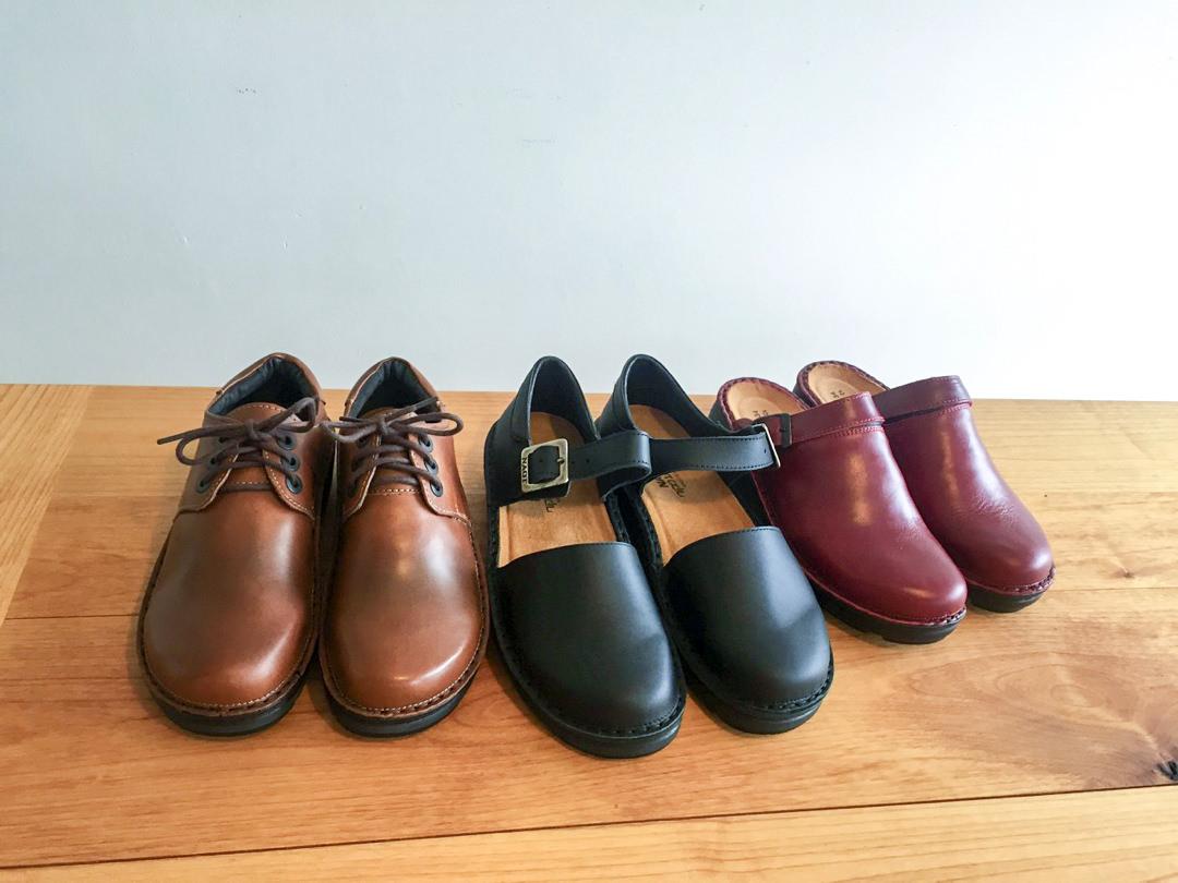 合わない靴はない。かわいくてしっかり歩ける「NAOT」スタッフおすすめの今春履きたい3足(奈良)