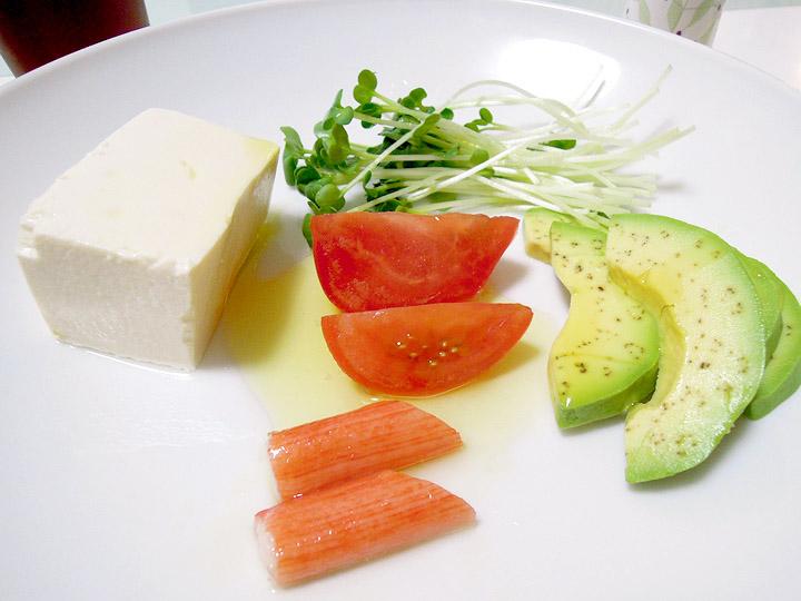 適当な食材に国産高級オリーブオイルをかけたら極上のおつまみになるのか?