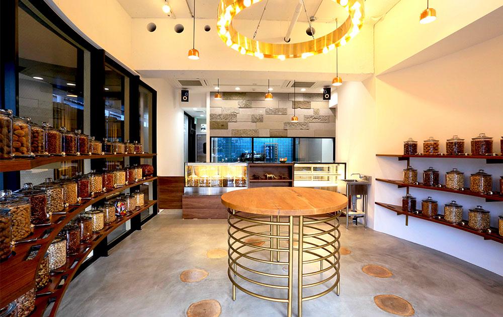 4月8日にオープンした鎌倉店。