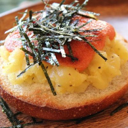 ポテサラ明太マヨほか 春のピクニックにおすすめ!3つのベーグルレシピ