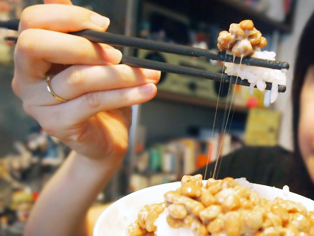 納豆×チーズ。一体どんなお味が……!