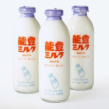 昔懐かしい、でも新しい味わい!地元農家の想いがつまった「能登ミルク」が愛される理由