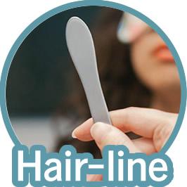 Hair-line