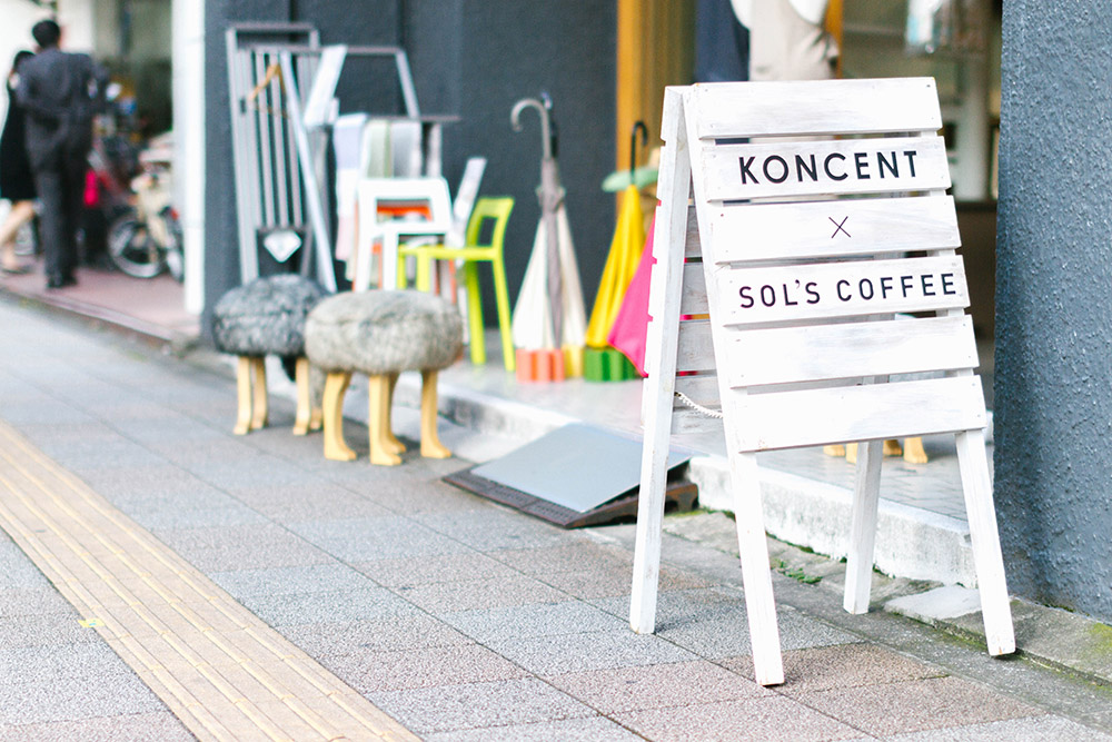 KONCENT×SOLSCOFFEE...?