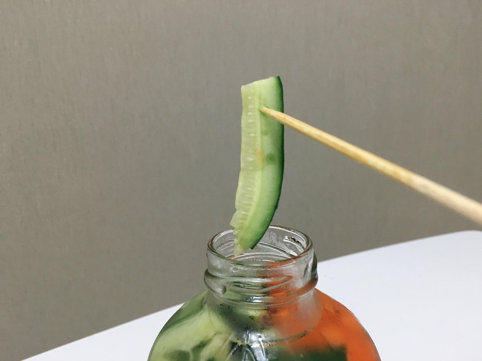 きゅうりのピクルス