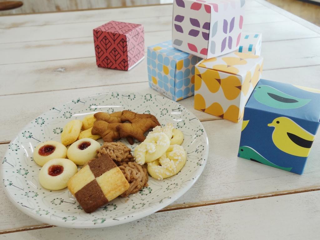 スウェーデンの焼き菓子