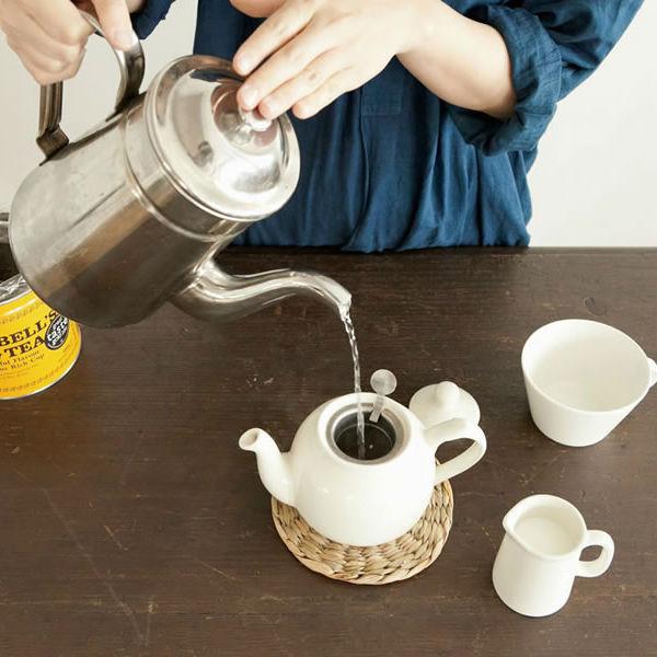味の決め手は○○○! とびっきりおいしい紅茶のいれ方、教えてもらいました。