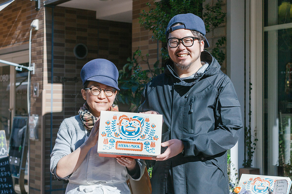 のんびり&パワフルな女店主さんが作る世界に一つのアイシングクッキー! 高円寺「ステカ&モジョル」の裏話。