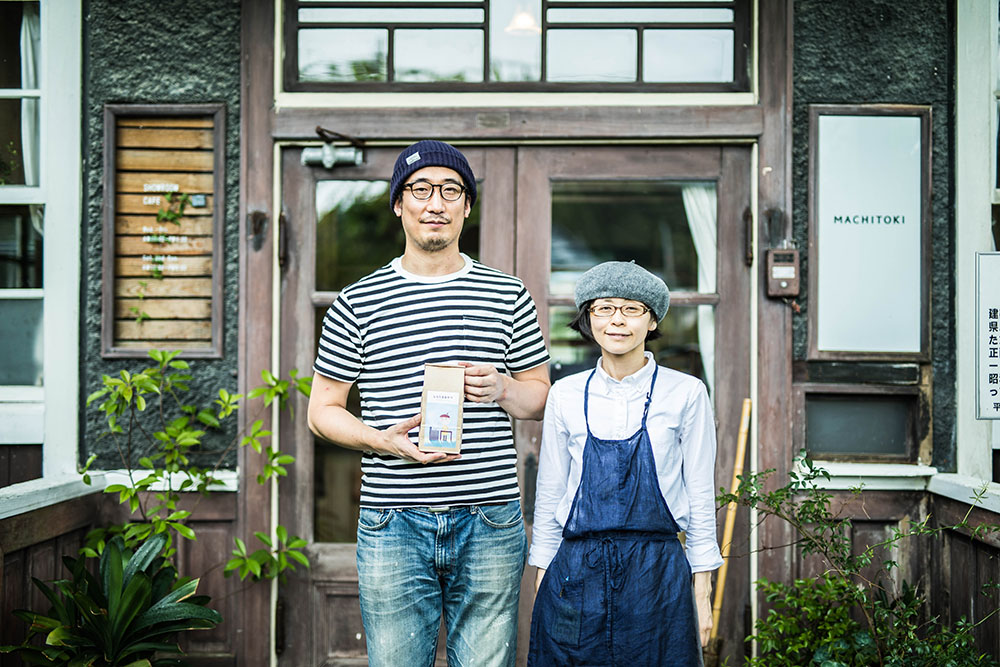 そこにあるのは映画のような暮らし。新潟「MACHITOKI」の白玉とデザインと郵便局の話