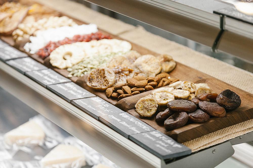 押し寿司から着想を得たケーキほか ノヴァセレクトの有機ドライフルーツとナッツを試食してきました。