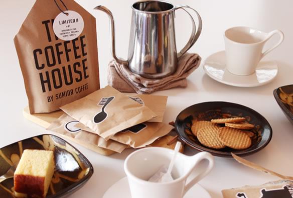 ティーバッグみたいに気軽に世界の味を楽しめる!すみだ珈琲のおうち型コーヒーバッグ