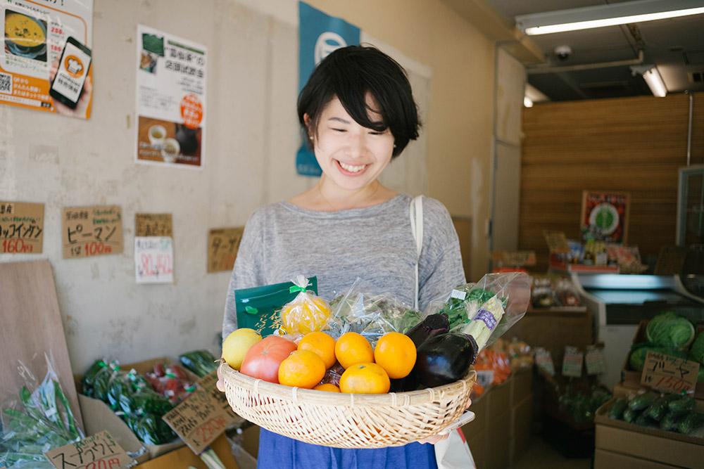 おいしい野菜と果物の見分け方&調理法【旬八青果店】に聞いてきました。